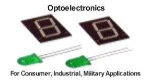 Military, Industrial, Consumer Optoelectronics