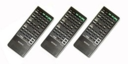 CRT, LCD And Plasma Television Remote Controls - Cables