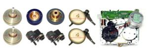 Sony Consumer Audio Mechanical Parts <br />Pinch rollers - Idlers - Gears - Mechanisms